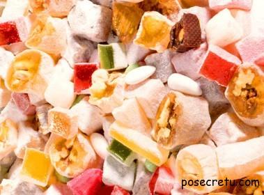От каких сладостей нельзя поправиться