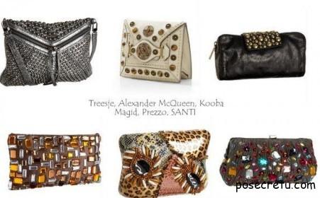 Клатч – модный тренд лета 2012