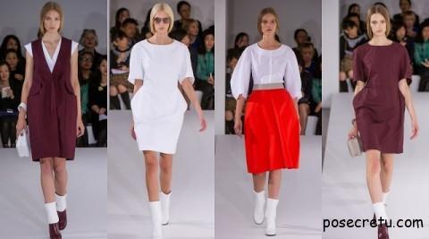 Мода 2013: акцент на бедрах