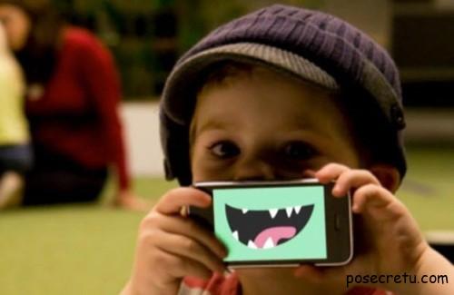 IPhone — лучший подарок ребёнку