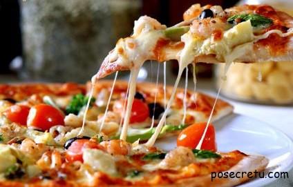 Рецепт итальянской пиццы на тонком тесте