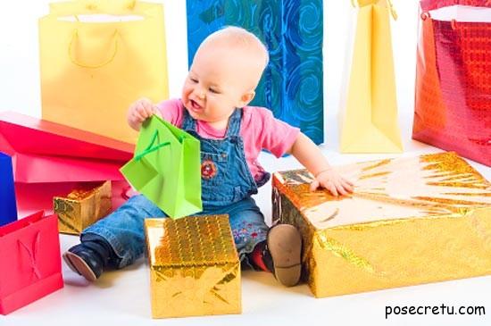 Подарок для годовалого мальчика своими руками